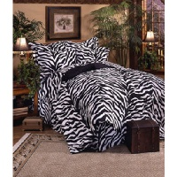 zebra-stripe-waterbed-sheets