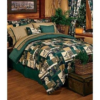 Dogs and Ducks Comforter