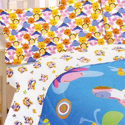 Winnie the Pooh Bed Sheets Set