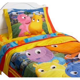 Backyardigans twin comforter
