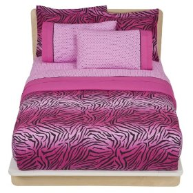 Wild One Bed in a Bag - Hot Pink