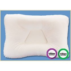 tri-core-orthopedic-standard-size-support-pillow