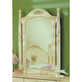 hand-painted-weather-washed-finish-bedroom-mirror