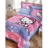 Hello-kitty-smile-comforter