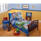 Disney Toy Story - Toys to the Rescue Toddler Bedding