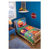 Sesame Street Toddler Bedding Set
